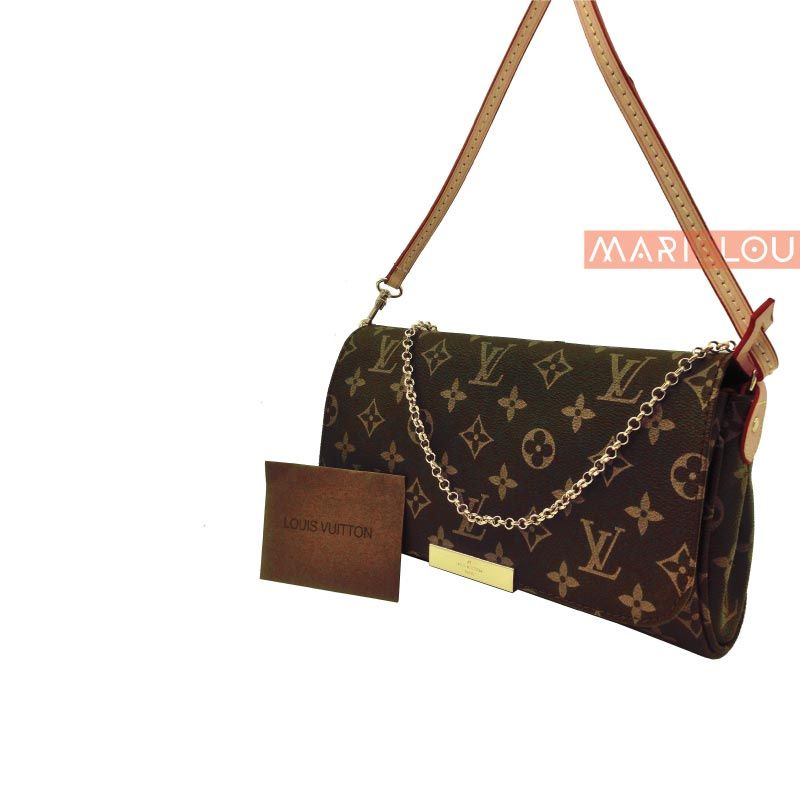 ecfe6c9f4a ... Τσάντα Louis Vuitton Favourite